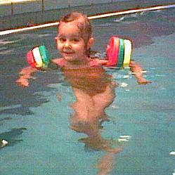 Oberarm Schwimmhilfen Für Kinder Ab 12 Monaten, 2x3 Bunte Scheiben, Die Je  Nach Schwimmfähigkeit Reduziert Werden Können, Lange Nutzbarkeit,